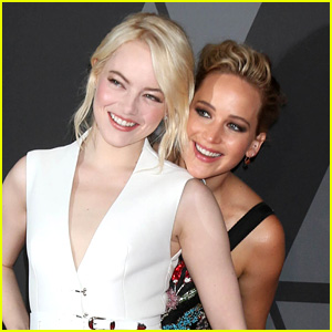 Jennifer Lawrence Tells Emma Stone She Auditioned for 'Easy A' & Her Response Is Amazing