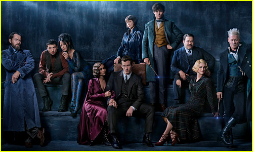 'Fantastic Beasts' Sequel Gets Title & First Cast Photo!