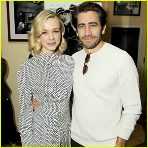 Jake Gyllenhaal Supports 'Mudbound' Cast at NYC Screening!