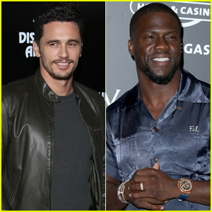 James Franco & Kevin Hart Set to Host 'Saturday Night Live'