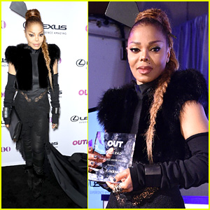 Janet Jackson Honored with