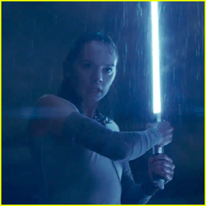 'Star Wars: The Last Jedi' Trailer Debuts During World Series - Watch Now!