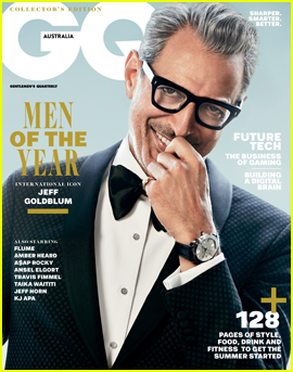 Jeff Goldblum Reveals Why He'd Never Get Plastic Surgery