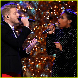 Jennifer Hudson Sings Her Face Off for Pentatonix Christmas Special - Watch Now!