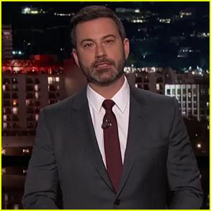 Jimmy Kimmel Addresses Matt Lauer & Garrison Keillor Sexual Harassment Allegations