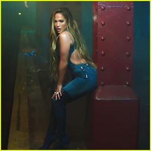 Jennifer Lopez Brings the Heat in 'Amor Amor Amor' Video Feat. Wisin - Watch Now!