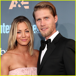 Kaley Cuoco is Engaged to Karl Cook!