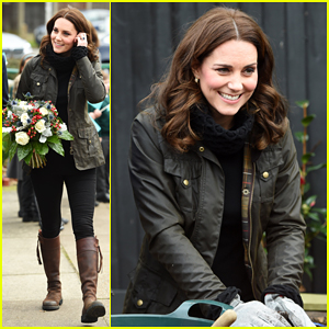 Kate Middleton Shares 'Fond Memories' of Gardening at Robin Hood Primary School Visit!