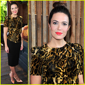 Mandy Moore Reveals What She's Cooking for Thanksgiving This Year!
