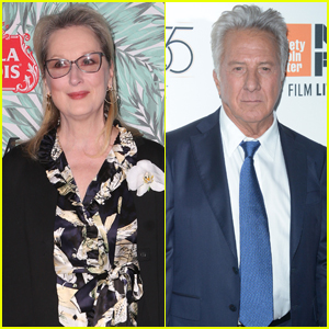 Meryl Streep Says Resurfaced Interview About Dustin Hoffman is Not Accurate