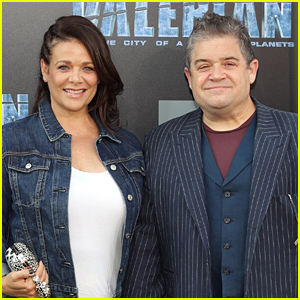 Patton Oswalt & Meredith Salenger Are Married!