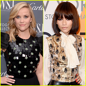 Reese Witherspoon & Zendaya Are Teaming Up on New Film 'A White Lie'
