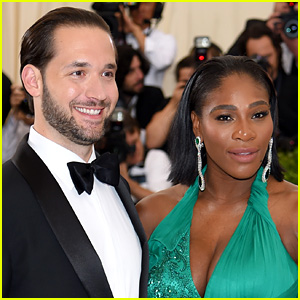 Serena Williams' Wedding Dress Arrives for Her Big Day!