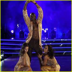 Terrell Owens Teams Up With Kelly Monaco for 'DWTS' Trio Night - Watch Now!