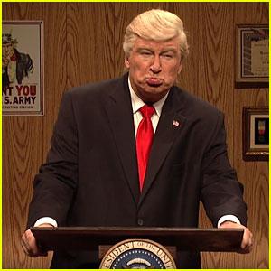 Alec Baldwin May Turn His Donald Trump Parody Book into a Broadway Show