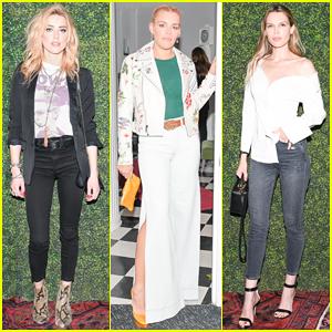 Amber Heard, Busy Philipps & More Celebrate the Launch of AO.LA!