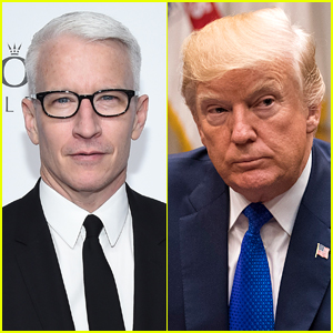 Anderson Cooper Says His Twitter Was Hacked, Did Not Tweet 'Pathetic Loser' at Trump