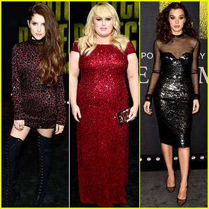 Anna Kendrick, Rebel Wilson, & The Bellas Reunite for 'Pitch Perfect 3' Hollywood Premiere!