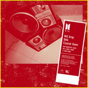 BTS: 'Crystal Snow' Steam, Lyrics & Download - Listen Now!