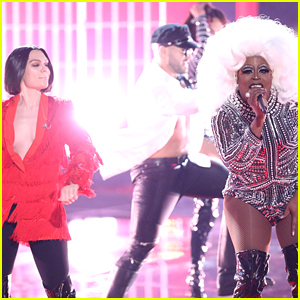 Chris Weaver Returns to 'The Voice' in Drag to Perform 'Bang Bang' with Jessie J