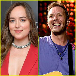 Dakota Johnson & Chris Martin Spend Time in Israel, New Report Suggests They're Dating (Report)