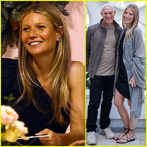 Gwyneth Paltrow Signs Books for Fans in Miami