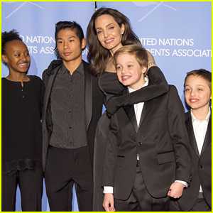 Here's Why Two of Angelina Jolie's Kids Missed Their Family Outing This Weekend