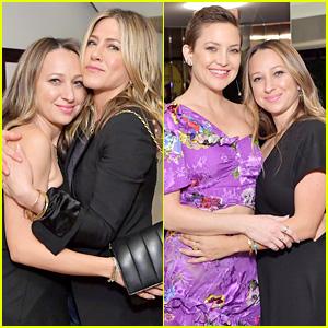 Jennifer Aniston & Kate Hudson Throw Their Support Behind Friend Jennifer Meyer!