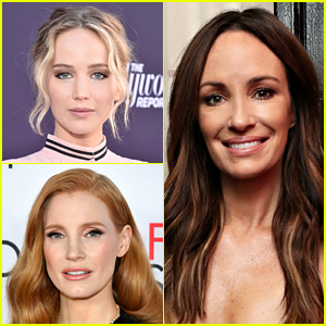 Jennifer Lawrence & More Celebs Support Catt Sadler for Leaving E! News Over Pay Disparity