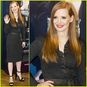 Jessica Chastain Says 'There's More Balance' When Women are In Charge On Film Sets