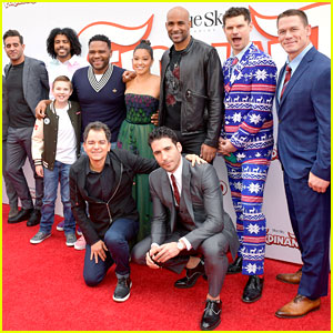 John Cena & 'Ferdinand' Cast Premiere Film At Los Angeles Screening
