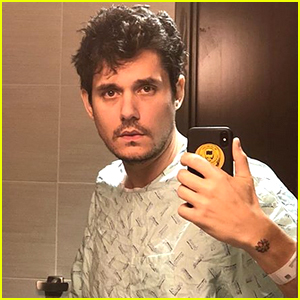 John Mayer Jokes He's 'Still Got It' After Emergency Appendectomy