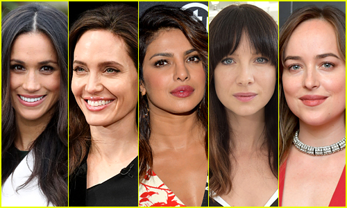 The 25 Most Popular Actresses on Just Jared in 2017