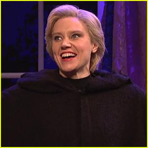 Kate McKinnon Returns as Hillary Clinton on 'SNL' - Watch Now!