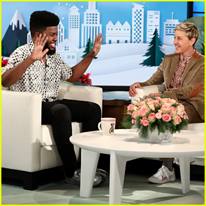 Khalid Says He Spoke His Five Grammy Nominations Into Existence - Watch!