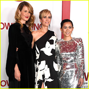 Kristen Wiig, Hong Chau, & Laura Dern Team Up for 'Downsizing' Premiere