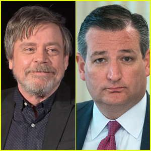 Mark Hamill Majorly Shades Ted Cruz in Twitter Fight - Read the Tweets