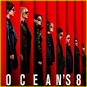 'Ocean's 8' Gets First Poster Featuring the Female Leads!