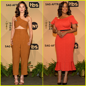 Olivia Munn & Niecy Nash Team Up To Announce SAG Awards 2018 Nominations!