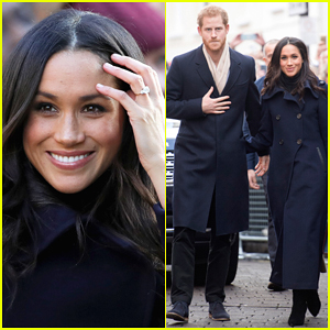 Prince Harry & Fiancee Meghan Markle Step Out for First Official Royal Public Engagement Together!
