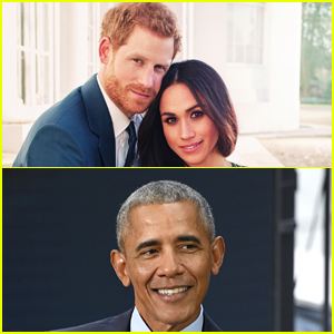 Prince Harry Asked If Barack Obama Will Be Invited to His Wedding