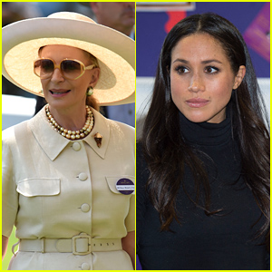 Princess Michael of Kent Apologizes for Wearing Racist Brooch While Meeting Meghan Markle