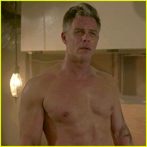 Riverdale's Martin Cummins (aka Sheriff Keller) Has a Ridiculously Ripped Body!