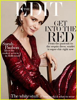 Sarah Paulson Was Told Her Career Would Be Negatively Affected By Holland Taylor Relationship