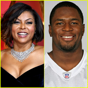 Taraji P. Henson Finally Confirms She's Dating Kelvin Hayden