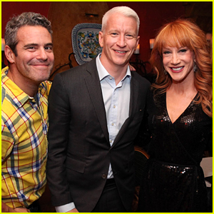 Where is Kathy Griffin? CNN's New Year's Eve Now Co-Hosted By Andy Cohen