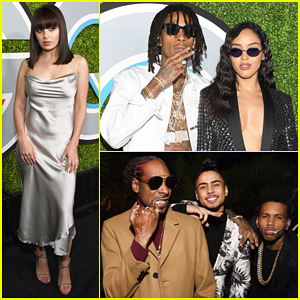 Wiz Khalifa, Charli XCX & Snoop Dogg Live It Up at GQ Men of the Year Party!
