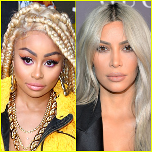 Blac Chyna Reacts to Kim Kardashian's Baby News