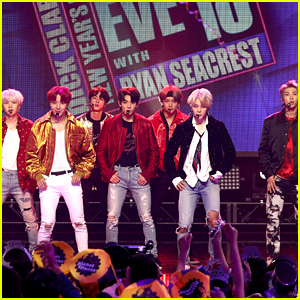 BTS Performs on New Year's Eve 2018 Special - Watch Now!