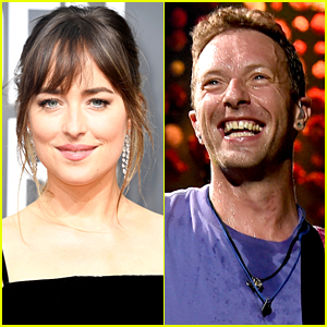 Dakota Johnson & Chris Martin Pictured Together on Dinner Date